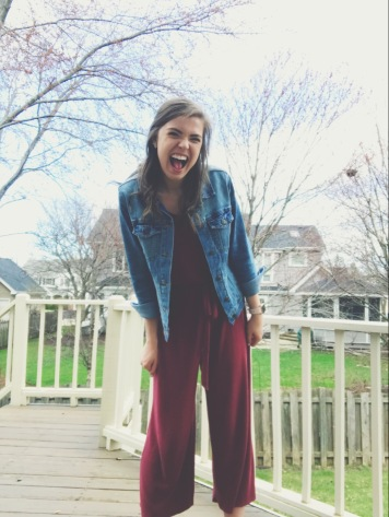 Jumpsuits are my JAM!